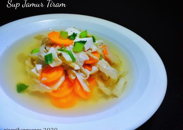 Sup Jamur Tiram #179⁷