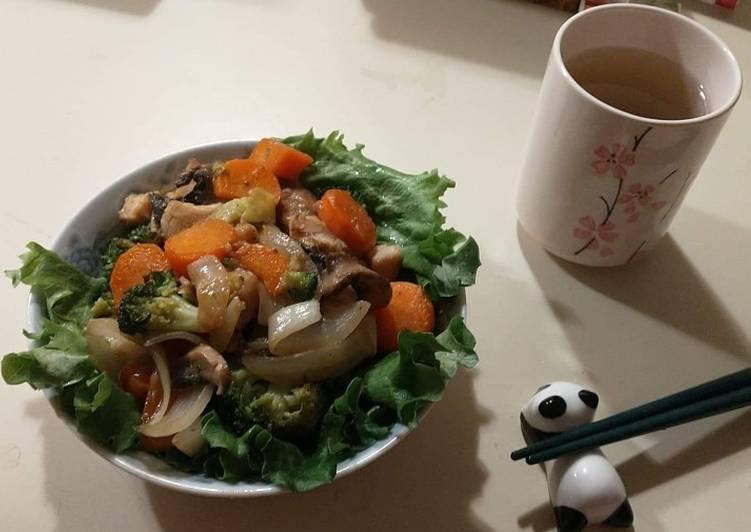 Stir-fried Vegetable Seasoning
