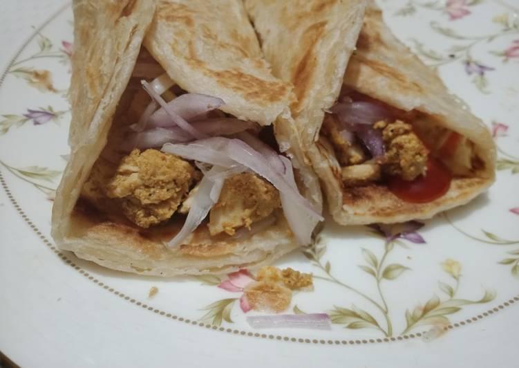 Chicken Pratha Roll, Heart Friendly Foods You Must Eat