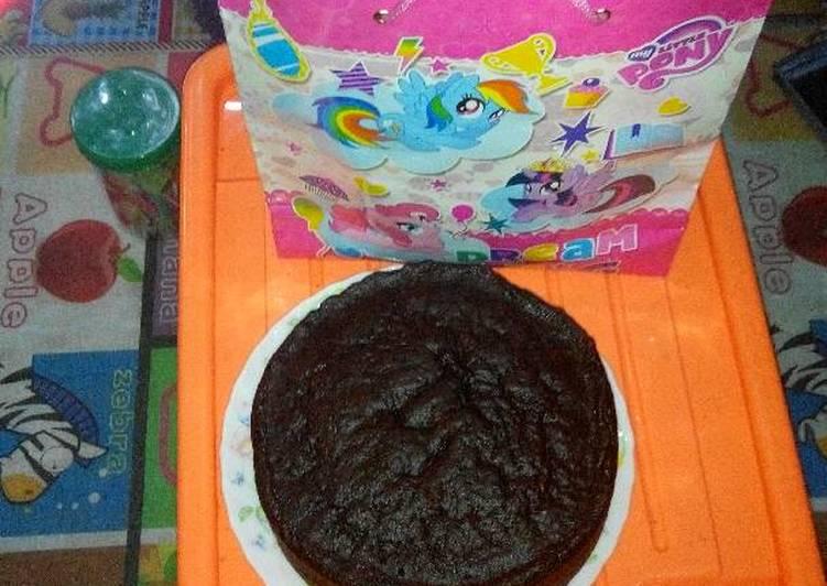 Langkah Mudah untuk Membuat Steamed Banana Chocolate Cake mix Wijen, Bikin Ngiler