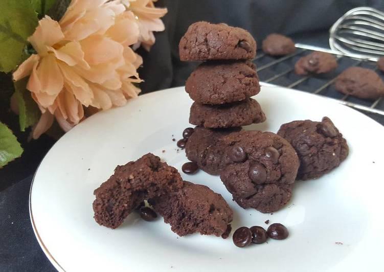 Fudgy choco cookies #prramadhan_kukirainikukis