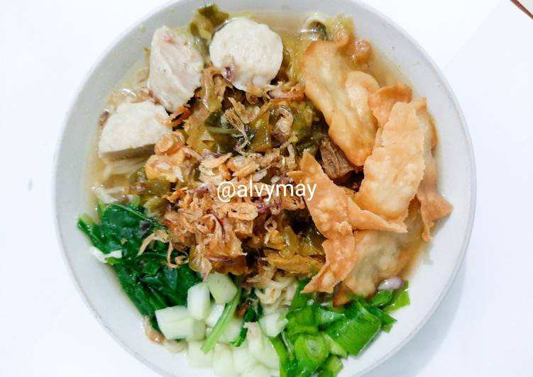 Resep Mie Ayam Anti Gagal