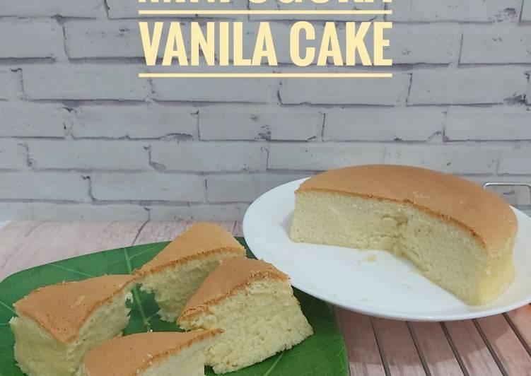 Mini ogura vanila cake – Food 52 Cookbooks