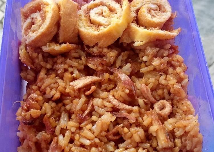 Resep Nasi goreng anak Bikin Laper