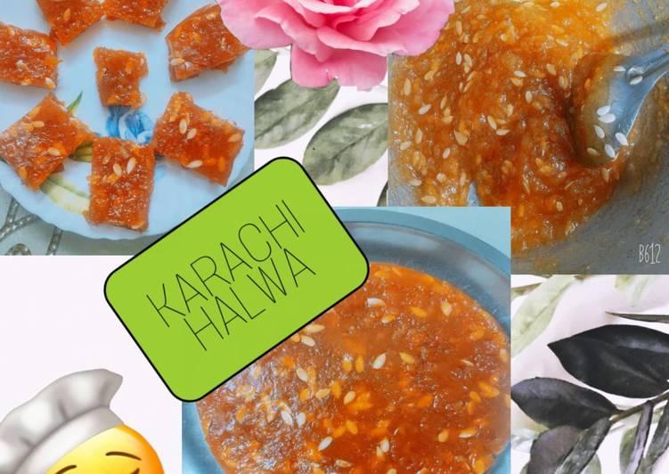 Simple Way to Prepare Ultimate Watermelon karachi halwa