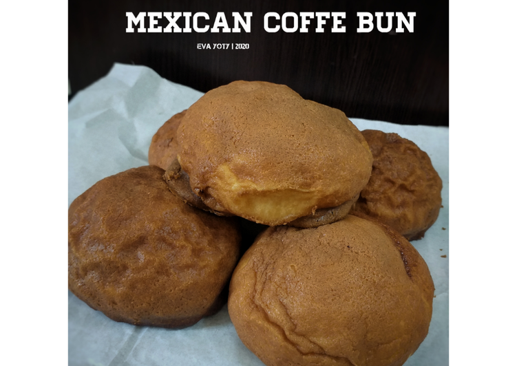 Mexican Coffe Bun