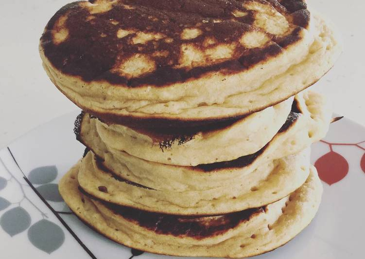 Le moyen le plus simple de Cuire Parfait Pancakes à la banane