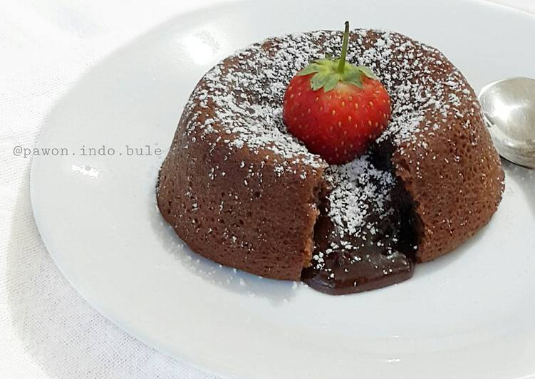 How to Prepare Any-night-of-the-week Chocolate Molten Lava Cake