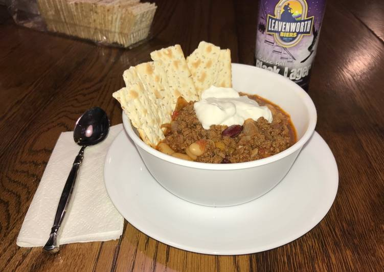 Beef & Beer Chili, Heart Friendly Foods You Must Eat