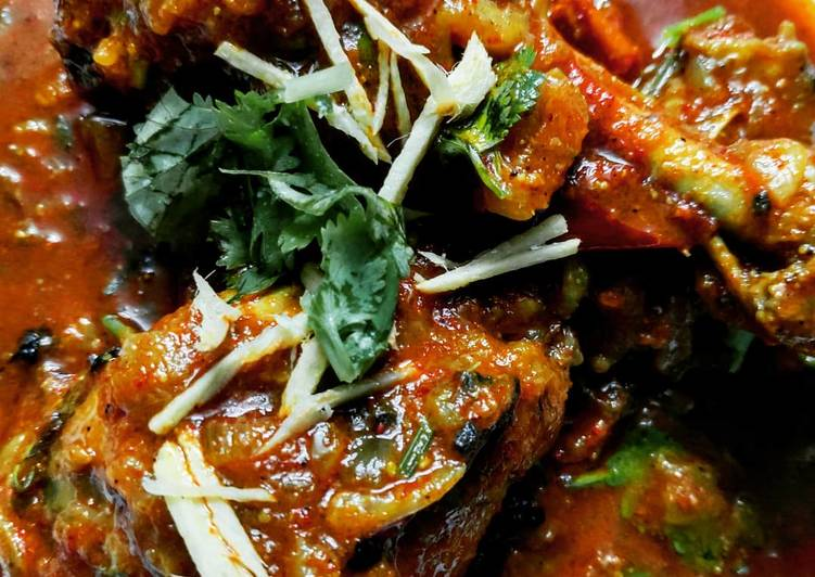 Recipe: Appetizing Chicken Sahi Korma