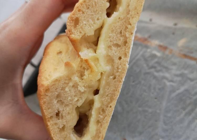 Fougasse gruyère mozza 🧀
