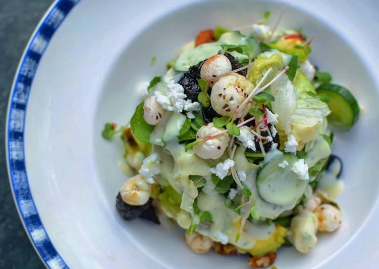 12 superfood salad