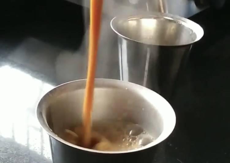 Simple Way to Prepare Perfect Masala chai