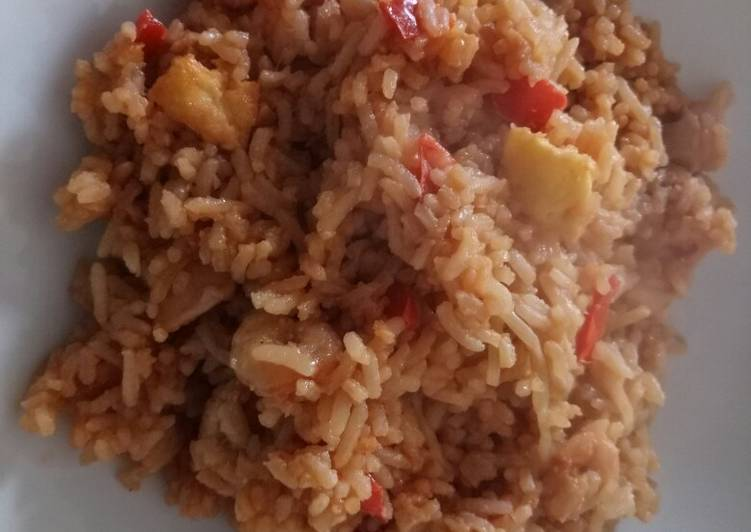 How to Cook Perfect Stir fried rice alla Fluffy