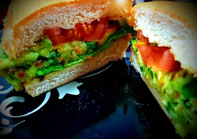 Step-by-Step Guide to Make Super Quick Homemade Veggie Burger