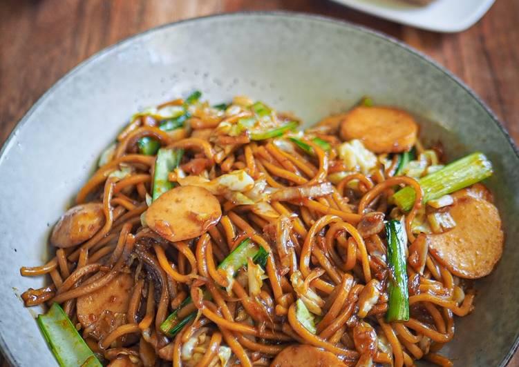 Mie goreng ala 99 seafood restaurant