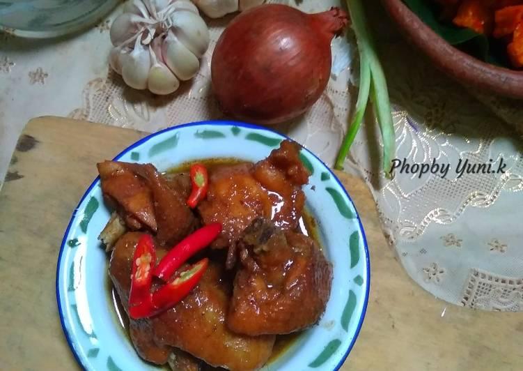 Semur Ayam