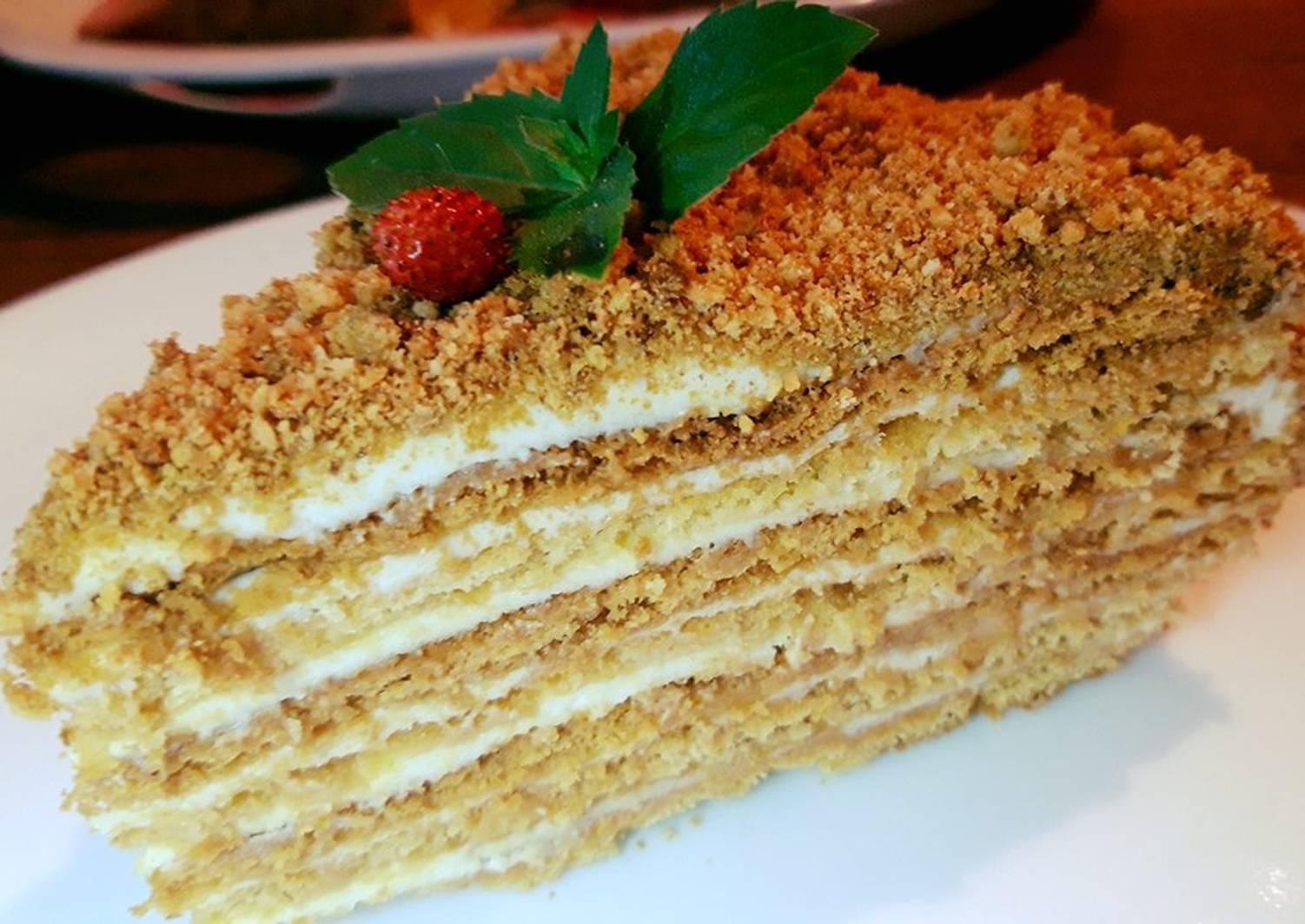 деревянный дом быстрый торт медовик рецепт с фото объявлений чеченской