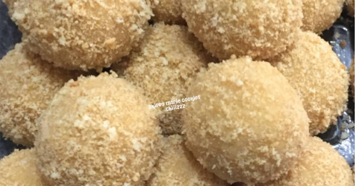 74 Resep Kue Kering Biscuit Marie Enak Dan Sederhana Cookpad