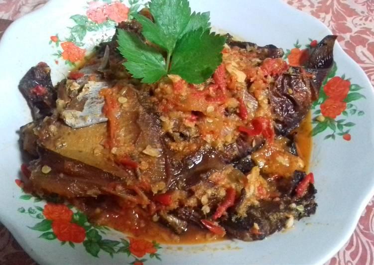 8 Resep: Ikan Panggang cucut/ikan Asap/Ikan Pari asap masak Merah Anti Gagal!