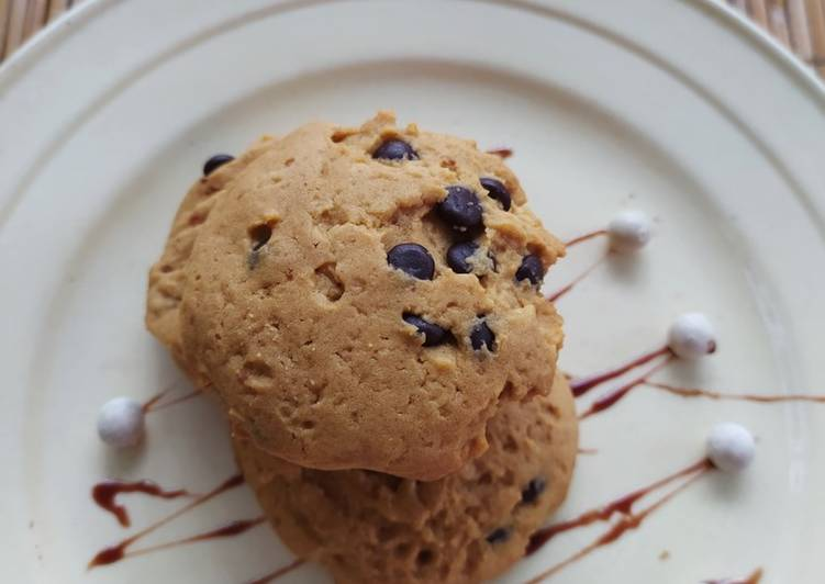 Soft Baked Cookies