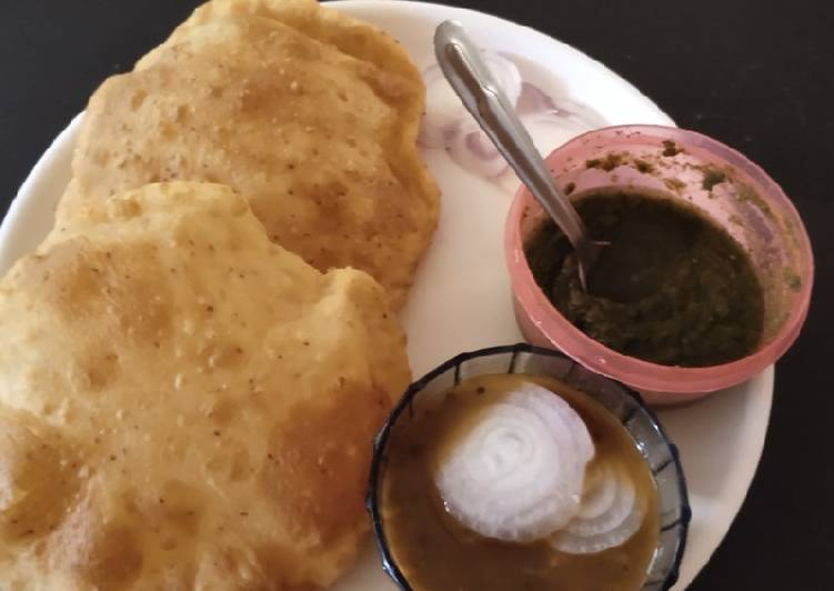 Step-by-Step Guide to Make Ultimate Stuffed bhatura with chana