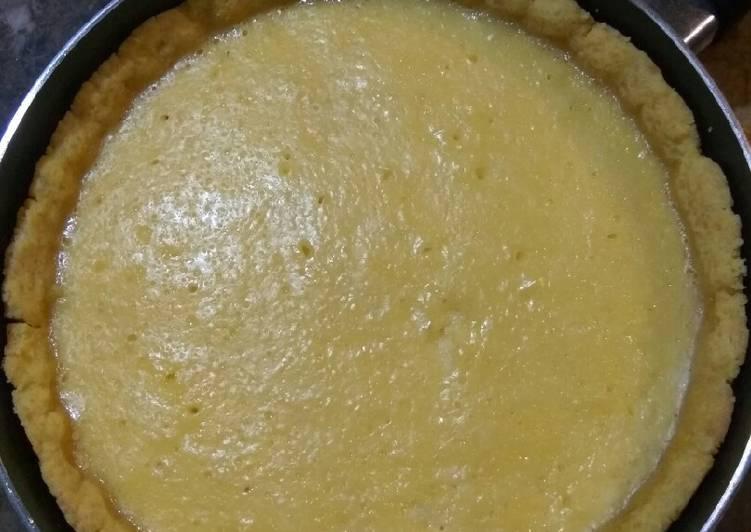 Resep Royal cheese cake(pai susu keju) Terbaik