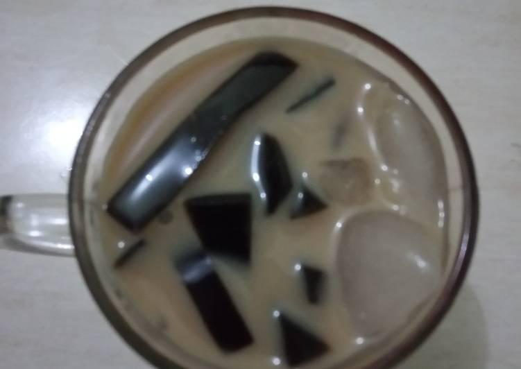 Cappucino cincau murahmeriah