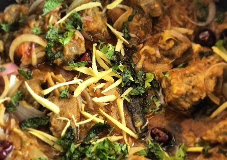 Mutton stew A very simple easy and delicious recipe of mutton stew made with using less ingredients