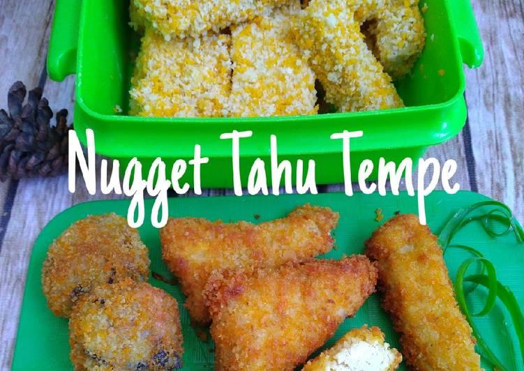 Nugget Tahu Tempe