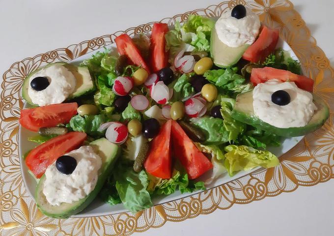 Salade composée 🍴