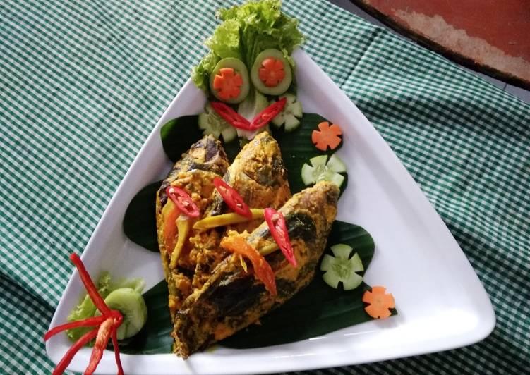 Pepes Ikan Mujair NangNingNong