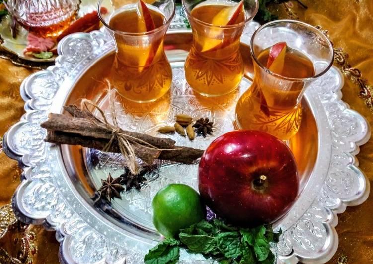 Recipe of Speedy Turkish Apple Spice Tea