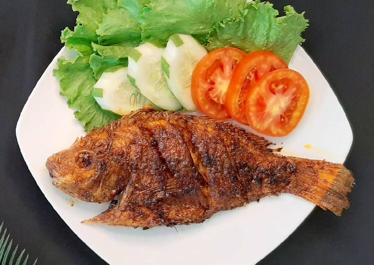 Langkah Mudah Untuk Membuat Ikan Bakar Teflon Yang Sempurna Resep Dapur Indonesia