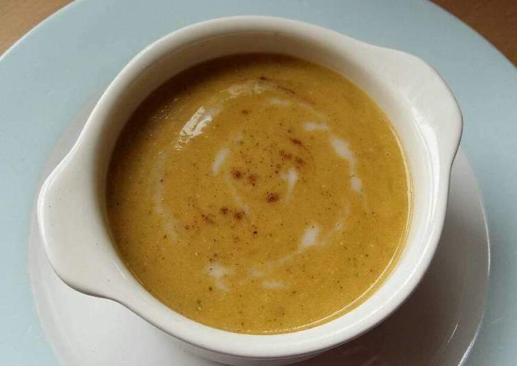 Vickys Carrot & Broccoli Soup GF DF EF SF NF