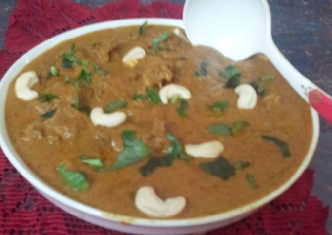 Step-by-Step Guide to Prepare Heston Blumenthal Butter chicken (indian Style)