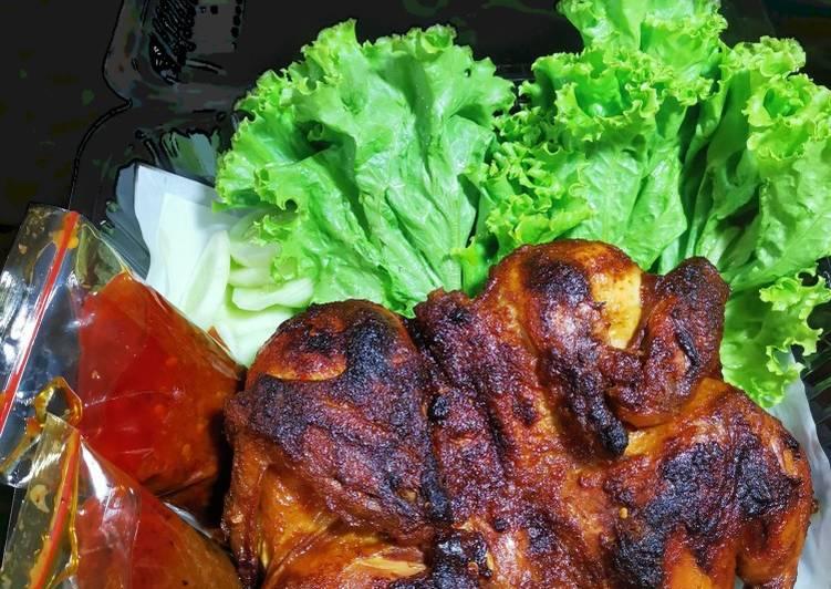 Ayam Panggang Bumbu Rujak - cookandrecipe.com