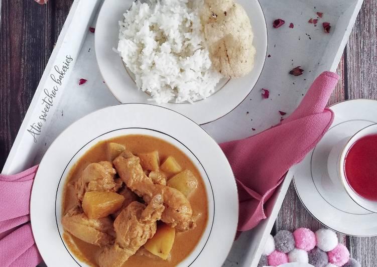 Kari Ayam #phopbylinimohd #menuberbuka - velavinkabakery.com