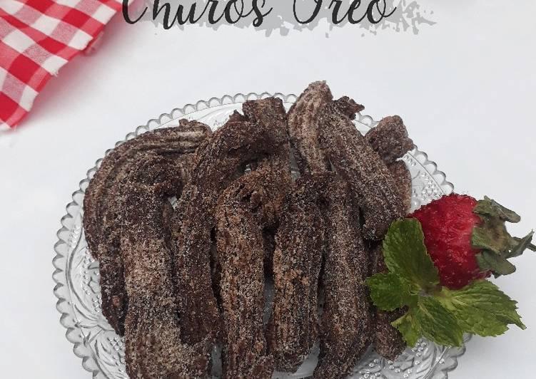 Churos Oreo
