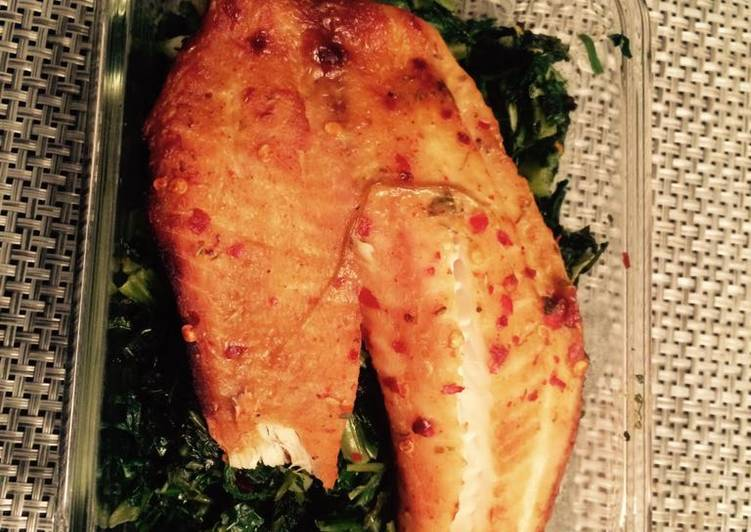 (Healthy) Grilled Salmon