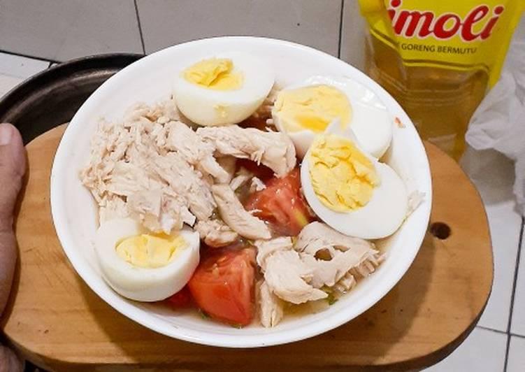 Resep Diet friendly indomie soto 365kkl Paling Top