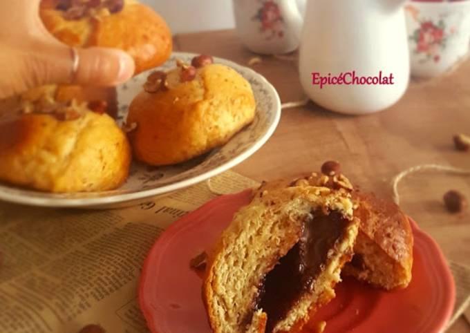 Brioches noisettes nutella®