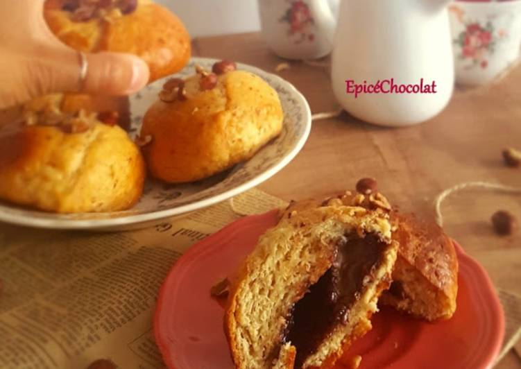 Brioches noisettes nutella®