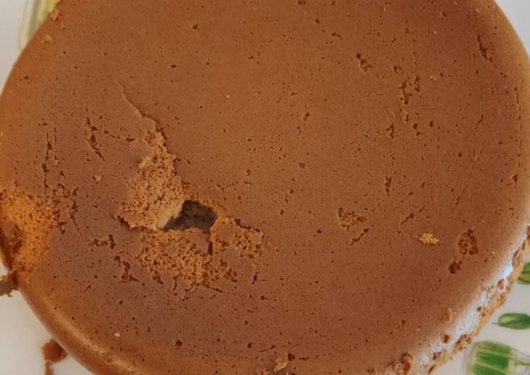 Resep Bolu coklat rice cooker Anti Gagal