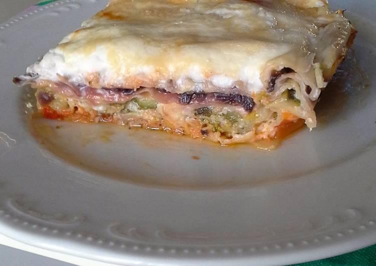 Recipe: Tasty Lasagne di verdure miste