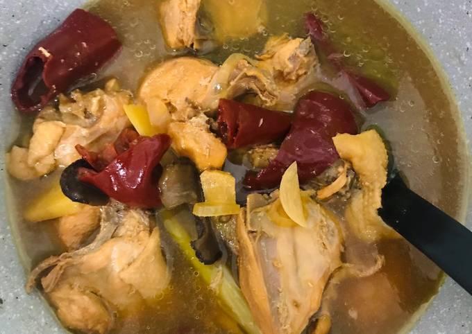 Singgang Ayam Kelantan