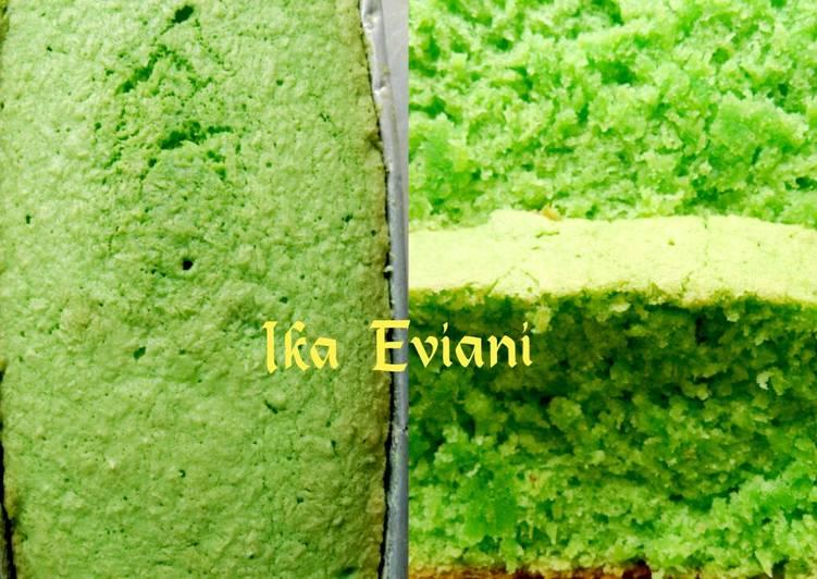 Cake/Bolu Kelapa Pandan