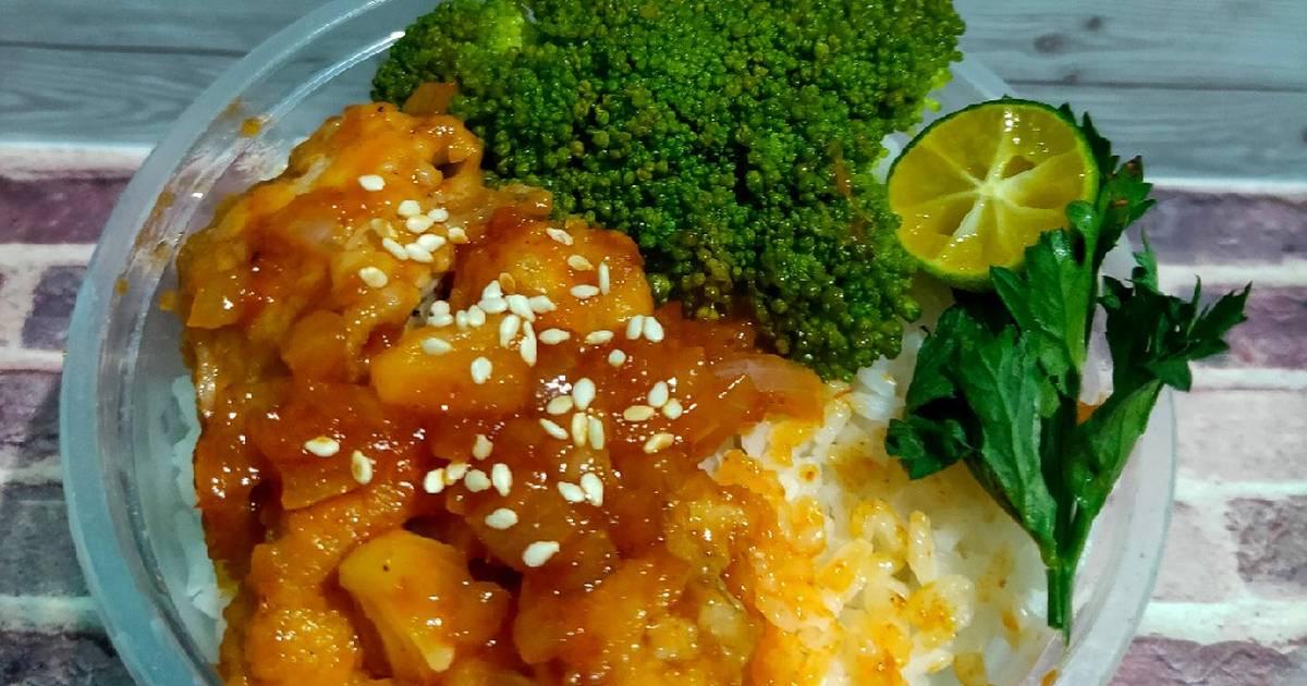 628 resep ayam rice bowl enak dan sederhana ala rumahan ...