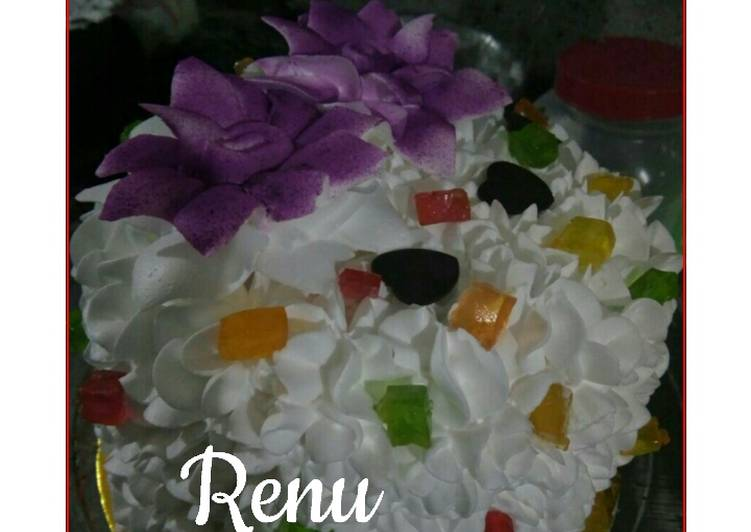 Recipe of Favorite Pinapple cake