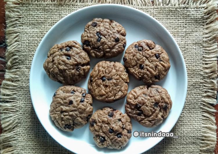 Cookies Good Time Tanpa Oven Tanpa Mixer